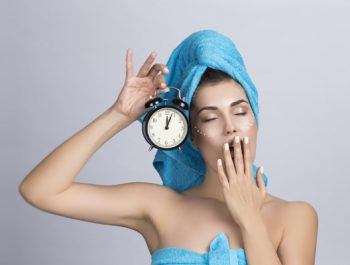 Nighttime Skincare Routine Steps