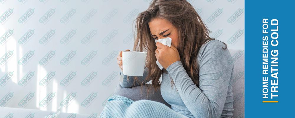 درمانهای طبیعی سرماخوردگی