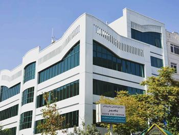 مرکز چشم پزشکی بصیر1